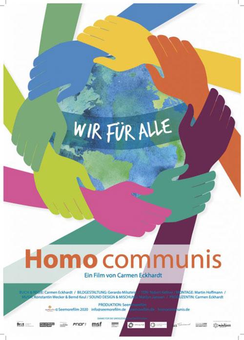 """Filme für den Wandel: """"Homo communis - wir für alle"""""""